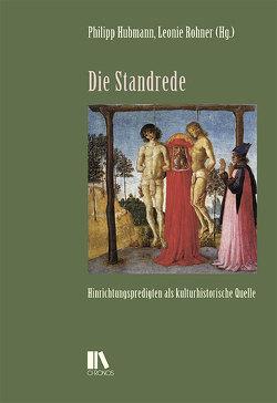 Die Standrede von Hubmann,  Philipp, Rohner,  Leonie