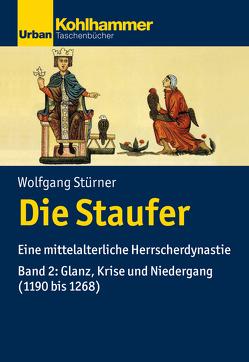 Die Staufer von Stürner,  Wolfgang