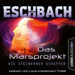 Die steinernen Schatten von Eschbach,  Andreas, Thiele,  Louis Friedemann
