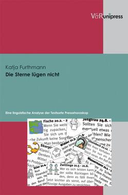 Die Sterne lügen nicht von Furthmann,  Katja