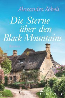 Die Sterne über den Black Mountains von Zöbeli,  Alexandra