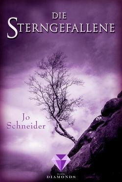 Die Sterngefallene (Die Unbestimmten 5) von Schneider,  Jo