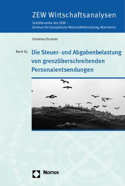 Die Steuer- und Abgabenbelastung von grenzüberschreitenden Personalentsendungen von Elschner,  Christina