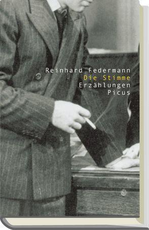 Die Stimme von Federmann,  Reinhard