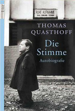 Die Stimme von Quasthoff,  Thomas