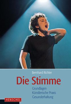 Die Stimme (PDF) von Richter,  Bernhard