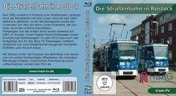 Die Straßenbahn in Rostock