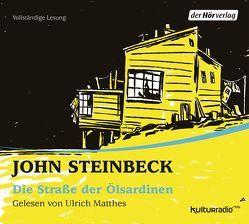 Die Straße der Ölsardinen von Frank,  Rudolf, Matthes,  Ulrich, Steinbeck,  John