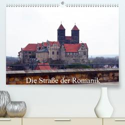 Die Straße der Romanik (Premium, hochwertiger DIN A2 Wandkalender 2021, Kunstdruck in Hochglanz) von Gerstner,  Wolfgang