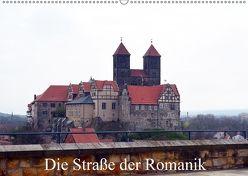 Die Straße der Romanik (Wandkalender 2018 DIN A2 quer) von Gerstner,  Wolfgang