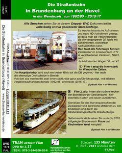Die Straßenbahn in Brandenburg an der Havel von Herr,  Andreas