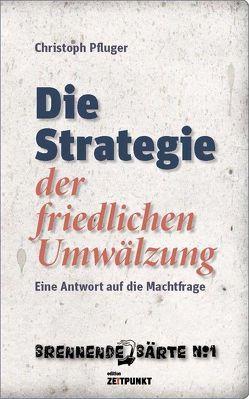 Die Strategie der friedlichen Umwälzung von Pfluger,  Christoph