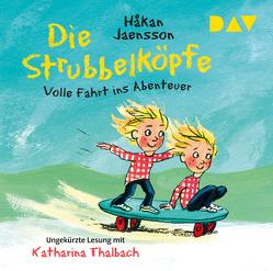 Die Strubbelköpfe – Volle Fahrt ins Abenteuer von Ernst,  Annika, Gehrmann,  Katja, Jaensson,  Håkan, Thalbach,  Katharina