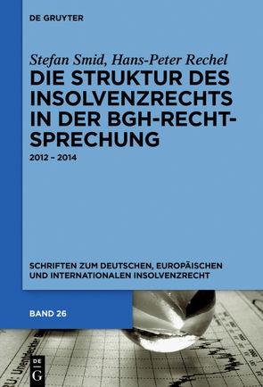 Die Struktur des Insolvenzrechts in der BGH-Rechtsprechung von Rechel,  Hans-Peter, Smid,  Stefan