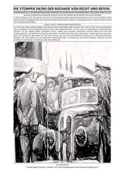 DIE STÜMPER (W/M) DER ROCHADE VON RECHT UND BEFEHL – KLEINGEDRUCKTES ZU WUNSCHBEFRIEDIGUNGSTENDENZEN von Faust,  C. M.