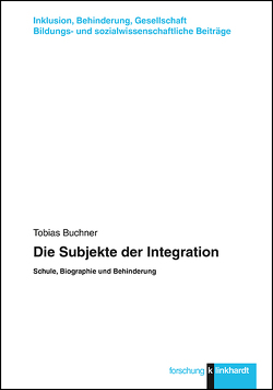 Die Subjekte der Integration von Buchner,  Tobias