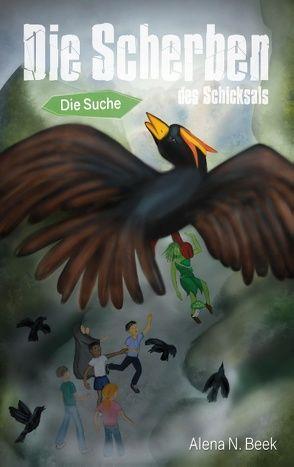 Die Scherben des Schicksals von Beek,  Alena N.