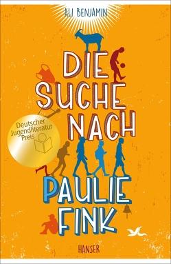 Die Suche nach Paulie Fink von Benjamin,  Ali, Knuffinke,  Sandra, Komina,  Jessika