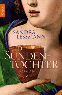 Die Sündentochter von Lessmann,  Sandra
