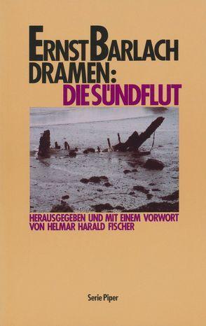 Die Sündflut von Barlach,  Ernst, Fischer,  Helmar H