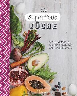 Die Superfood-Küche von Lewis,  Sara