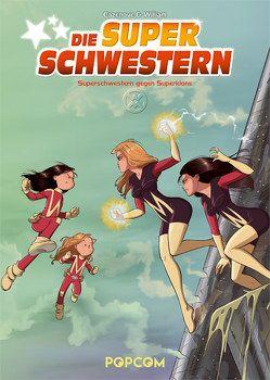 Die Superschwestern 02 von Cazenove, William