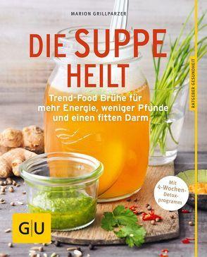 Die Suppe heilt von Grillparzer,  Marion