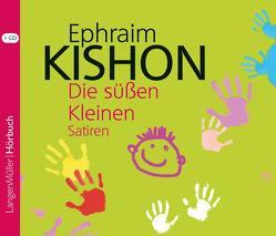 Die süßen Kleinen (CD) von Kishon,  Ephraim, Neugebauer,  Hartmut