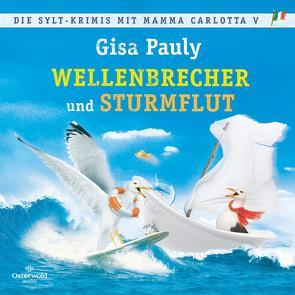 Die Sylt-Krimis mit Mamma Carlotta V von Blumhoff,  Christiane, Pauly,  Gisa