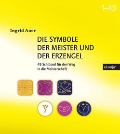 Die Symbole der Meister und der Erzengel von Auer,  Ingrid