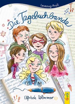 Die Tagebuchbande von Kranz,  Sabine, Wimmer,  Elfriede
