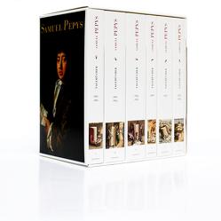 Samuel Pepys. Die Tagebücher 1660 – 1969 von Pepys,  Samuel