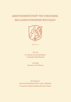 Die technischen Entwicklungstendenzen im elektrischen Nachrichtenwesen/Navigation und Luftsicherung von Herz,  Karl
