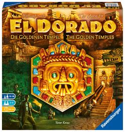 Die Tempel von El Dorado von Knizia,  Reiner