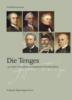 Die Tenges von Konersmann,  Frank