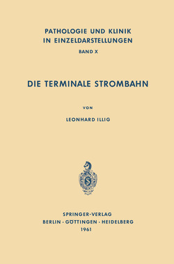 Die Terminale Strombahn von Illig,  L.