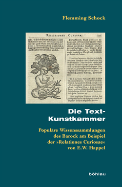 Die Text-Kunstkammer von Schock,  Flemming