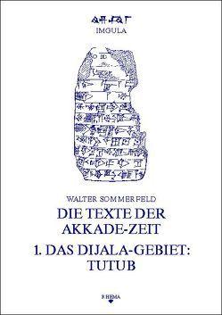 Die Texte der Akkade-Zeit von Sommerfeld,  Walter