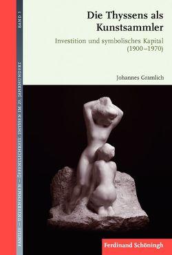 Die Thyssens als Kunstsammler von Gramlich,  Johannes