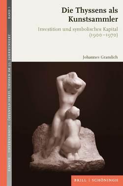Die Thyssens als Kunstsammler von Gramlich,  Johannes, Hockerts,  Hans Günter, Schulz,  Günther, Szöllösi-Janze,  Margit
