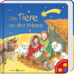 Die Tiere an der Krippe von Dürr,  Gisela, Peters,  Anna