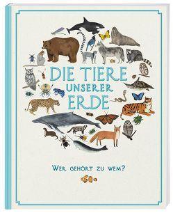 Die Tiere unserer Erde von Howard,  Jules, Oseid,  Kelsey