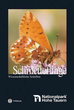 Die Tierwelt der Hohen Tauern / Schmetterlinge von Huemer,  Peter, Wieser,  Christian