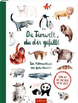 Die Tierwelt, die dir gefällt von Neuendorf,  Sarah