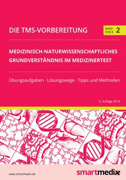 Die TMS-Vorbereitung 2019 Band 2: Medizinisch-naturwissenschaftliches Grundverständnis im Medizinertest von Rengier,  Fabian