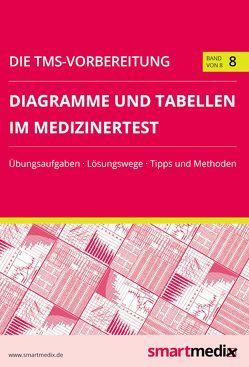 Die TMS-Vorbereitung Band 8: Diagramme und Tabellen im Medizinertest von Rengier,  Fabian