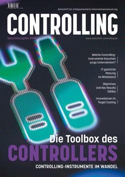 Die Toolbox des Controllers: Controllinginstrumente im Wandel von Baumöl,  Ulrike, Hoffjan,  Andreas, Horváth,  Péter, Möller,  Klaus, Pedell,  Burkhard, Reichmann,  Thomas