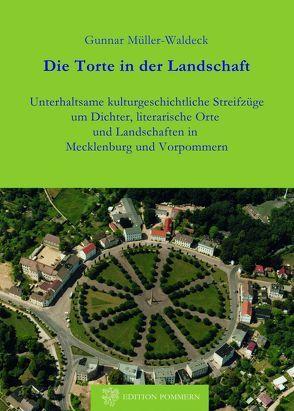 Die Torte in der Landschaft von Müller-Waldeck,  Gunnar