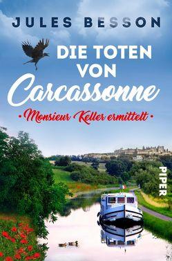 Die Toten von Carcassonne von Besson,  Jules