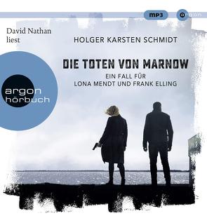 Die Toten von Marnow von Nathan,  David, Schmidt,  Holger Karsten